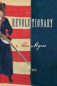RevolutionaryAlexMyersBookCover