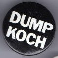 Dump Koch Button
