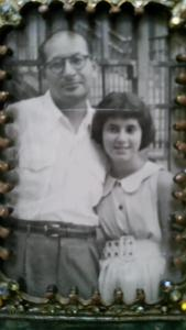 Irving and June Hirsh